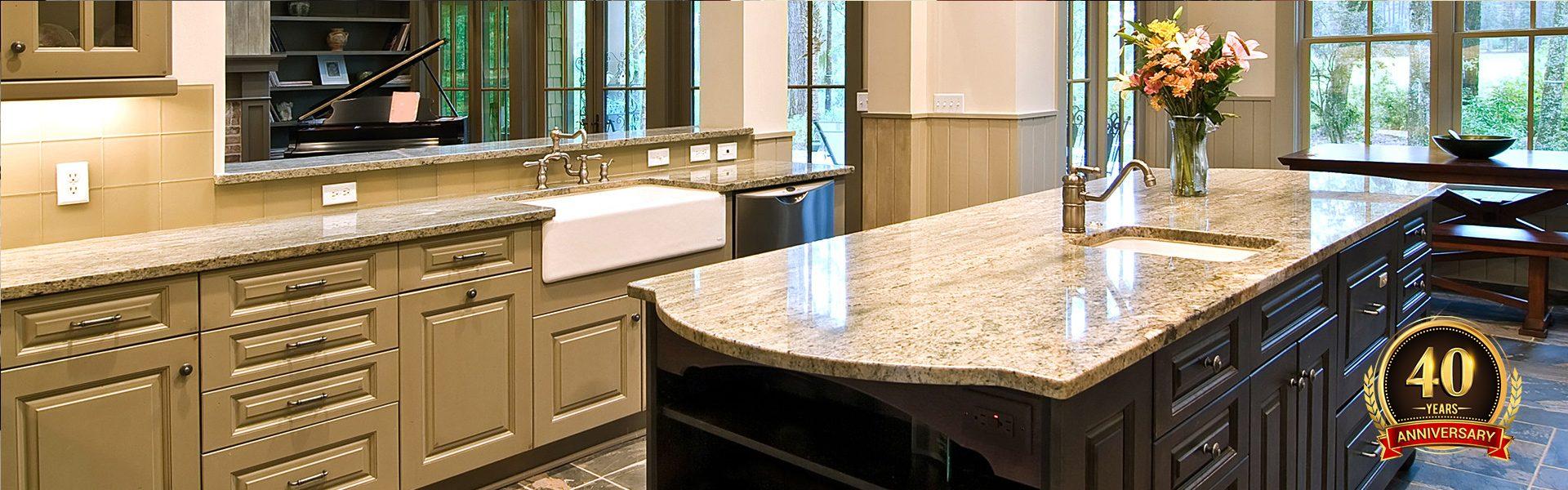 Custom Countertop Design, Fabrication & Install - European Wholesale ...