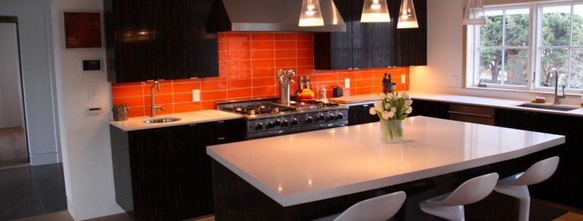 Genial Brighten Up Your Home With An Orange Kitchen